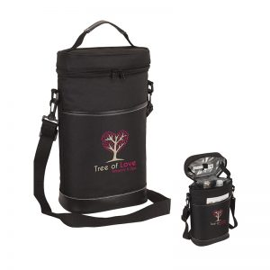 Temecula double-bottle wine carrier EH3520